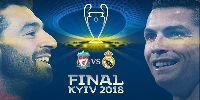 Đội hình dự kiến Real Madrid vs Liverpool (Chung kết C1 2018)