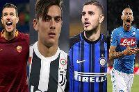 Danh sách đội bóng Ý (Serie A) tham dự cúp C1 2018/19: Inter Milan vượt mặt Lazio