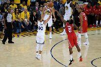 Xem trực tiếp Golden State Warriors vs Houston Rockets Game 4 (08h00, 23/5) ở đâu?