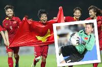 CHÍNH THỨC: Thủ môn Kiều Trinh giã từ đội tuyển nữ Việt Nam
