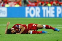 CẬP NHẬT chấn thương Salah: Trật khớp vai, 99% lỡ World Cup 2018