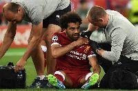 Tin nóng chung kết C1: Salah chấn thương, nguy cơ nghỉ World Cup 2018