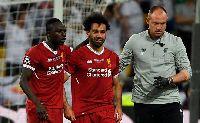 Tin bóng đá sáng 27/5: Chấn thương nặng, Salah mất World Cup 2018