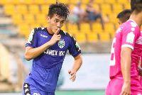 Lập poker vào lưới Sài Gòn FC, tiền đạo từng dự World Cup U20 đi vào lịch sử V-League