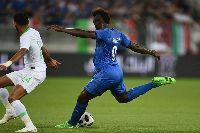 Video: Balotelli nổ súng, Ý thắng 2-1 Arập Xê-Út