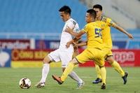 Kết quả SLNA vs Hà Nội FC: Hà Nội FC tiếp mạch trận ấn tượng