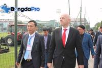 CHÍNH THỨC: Phó chủ tịch Trần Quốc Tuấn 'được' rút khỏi VFF