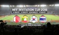 U23 Thái Lan đối đầu U23 Hàn Quốc trước thềm ASIAD 2018