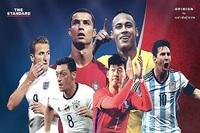 Lịch thi đấu vòng bảng World Cup 2018 giờ Việt Nam