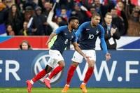 Xem trực tiếp Pháp vs Italia (2h, 2/6) ở đâu?
