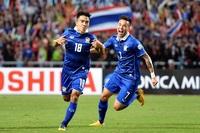 Trực tiếp kết quả Thái Lan vs Trung Quốc (18h30, 2/6)