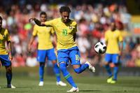 Xem lại Video bàn thắng Brazil vs Croatia: Neymar tỏa sáng