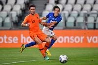 Xem lại video bàn thắng Italia vs Hà Lan: Bất phân thắng bại