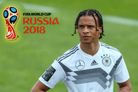 Hé lộ nguyên nhân Leroy Sane phải ngồi nhà xem World Cup 2018