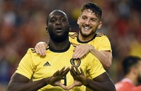 Tin bóng đá sáng nay 12/6: ĐT Bỉ phô diễn sức mạnh trước thềm World Cup 2018