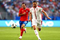 Kết quả Costa Rica 0-1 Serbia: Ronaldo cũng phải chào thua siêu phẩm đá phạt của Kolarov