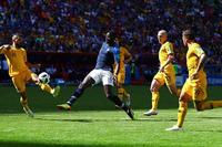 Kết quả bảng C World Cup 2018: Pháp 2-1 Úc