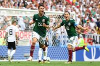 Kết quả Đức 0-1 Mexico: Cú sốc đầu tiên tại World Cup 2018