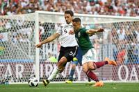 Kết quả World Cup 2018 hôm nay 17/6: Đức 0-1 Mexico