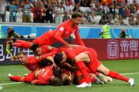 Kết quả Tunisia 1-2 Anh: Harry Kane tỏa sáng, Anh khỏi đầu thuận lợi tại World Cup 2018