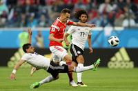 Kết quả bóng đá hôm nay (20/6): Nga 3-1 Ai Cập