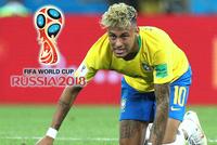 Tin nóng World Cup 2018 ngày 20/6: ĐT Brazil khả năng mất Neymar, nữ phóng viên World Cup bị sàm sỡ