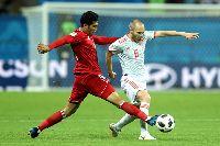 Kết quả bóng đá hôm nay (21/6): Tây Ban Nha 1-0 Iran