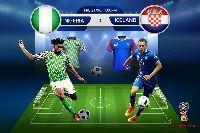 Nhận định Nigeria vs Iceland, 22h ngày 22/6 (Bảng D World Cup 2018)