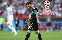 Xem bóng đá trực tuyến World Cup: Argentina vs Croatia
