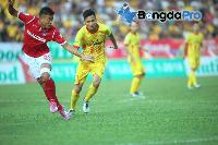 Kết quả TP.HCM vs Nam Định: Thẻ đỏ, penalty và trận cầu 6 điểm
