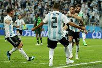 Kết quả bảng D World Cup 2018 lượt 3: Argentina 2-1 Nigeria, Iceland 1-2 Croatia