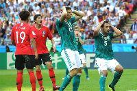 Kết quả bảng F World Cup 2018 lượt 3: Đức 0-2 Hàn Quốc, Mexico 0-3 Thụy Điển