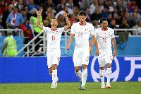 Chuyên gia dự đoán tỷ số Thụy Sĩ vs Costa Rica (Bảng E World Cup 2018)