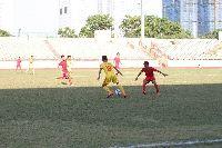 Trực tiếp U17 SLNA vs U17 An Giang, 16h ngày 28/6
