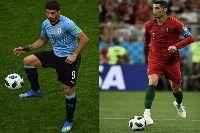 Xem bóng đá trực tuyến World Cup: Uruguay vs Bồ Đào Nha