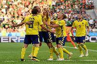 Đội hình dự kiến Thụy Điển vs Thụy Sĩ: Lichtsteiner vắng mặt
