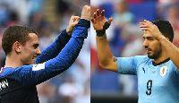 Lịch sử đối đầu Pháp vs Uruguay trước vòng tứ kết World Cup 2018