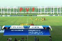 Kết quả SLNA vs U17 Viettel (FT 1-3): Nhát kiếm phút bù giờ, tân vương lộ diện