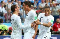 Pháp vs Uruguay: Les Bleus hiên ngang vào bán kết