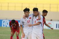 Kết quả U19 Việt Nam 0-1 U19 Indonesia
