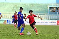 Kết quả U19 Lào 7-2 U19 Philippines (Bảng A U19 Đông Nam Á 2018)