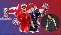 NÓNG: Thủ môn Bùi Tiến Dũng trao giải Cầu thủ hay nhất bán kết Anh vs Croatia tại Word Cup 2018