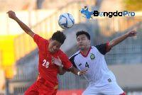 Kết quả U19 Việt Nam vs U19 Singapore (2-2): Tận cùng của thất vọng