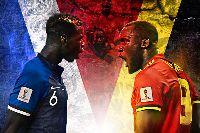 Lịch thi đấu World Cup hôm nay (10/7): Bán kết Pháp vs Bỉ