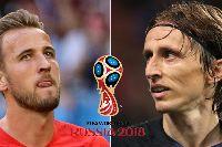 Lịch thi đấu World Cup hôm nay (11/7) : Bán kết Anh vs Croatia
