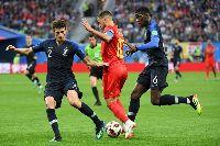 Pháp vs Bỉ: Khoảnh khắc xuất thần