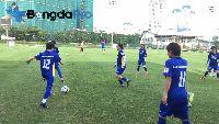 Kết quả Nữ Việt Nam vs Nữ Myanmar (FT: 3-0): Chiến thắng áp đảo