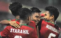 Kết quả U19 Indonesia 2-1 U19 Thái Lan: Thể diện chủ nhà