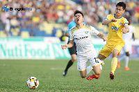 Kết quả SLNA 2-1 Quảng Nam: SLNA san bằng kỷ lục của HAGL và Hà Nội FC