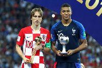 Đội hình tiêu biểu World Cup 2018
